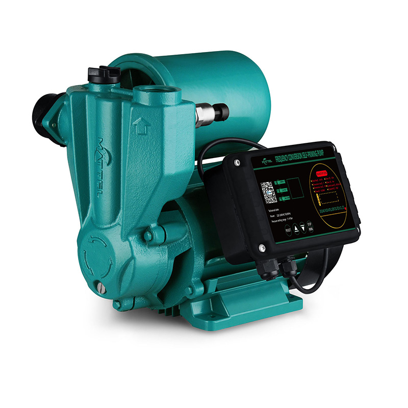 FREQUENCY CONVERSION INTELLIGENT SELF-PRIMING PUMP