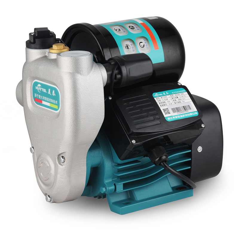 MT-XE electronic self priming pump (Stainless steel head )
